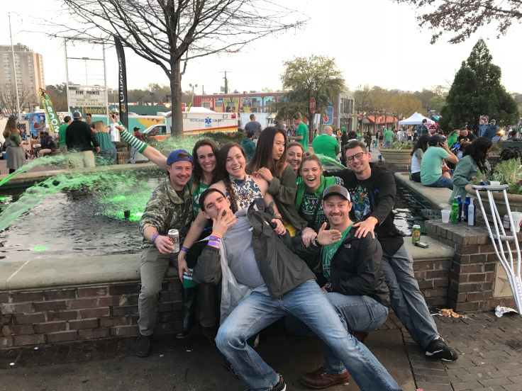 Five Points St Patricks
